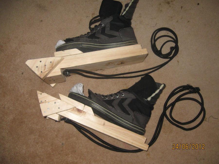 How To Make Digitigrade Stilts My digitigrade stilts close