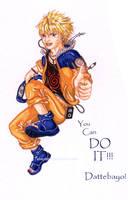DO IT by ElvenhamIllustration