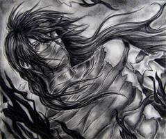 Mugetsu by ElvenhamIllustration