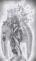 Keeper of Dusk by ElvenhamIllustration