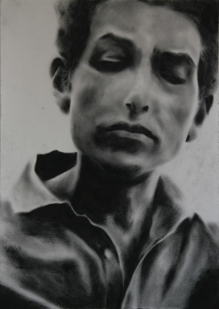 Bob Dylan 1 by brrkovi