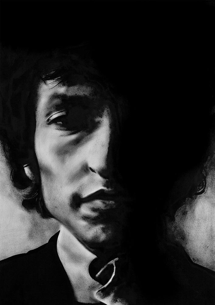 Bob Dylan 3 by brrkovi