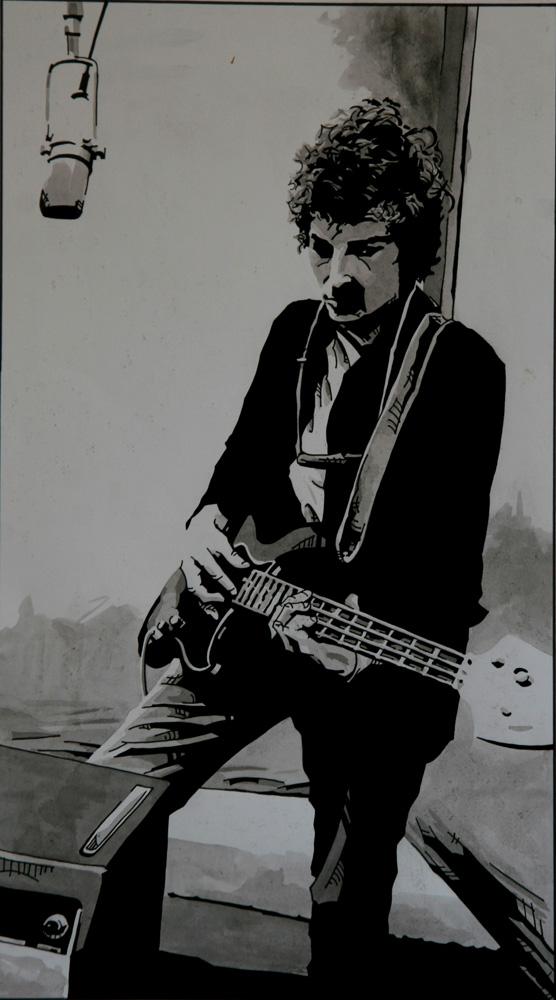 Bob Dylan 4 by brrkovi