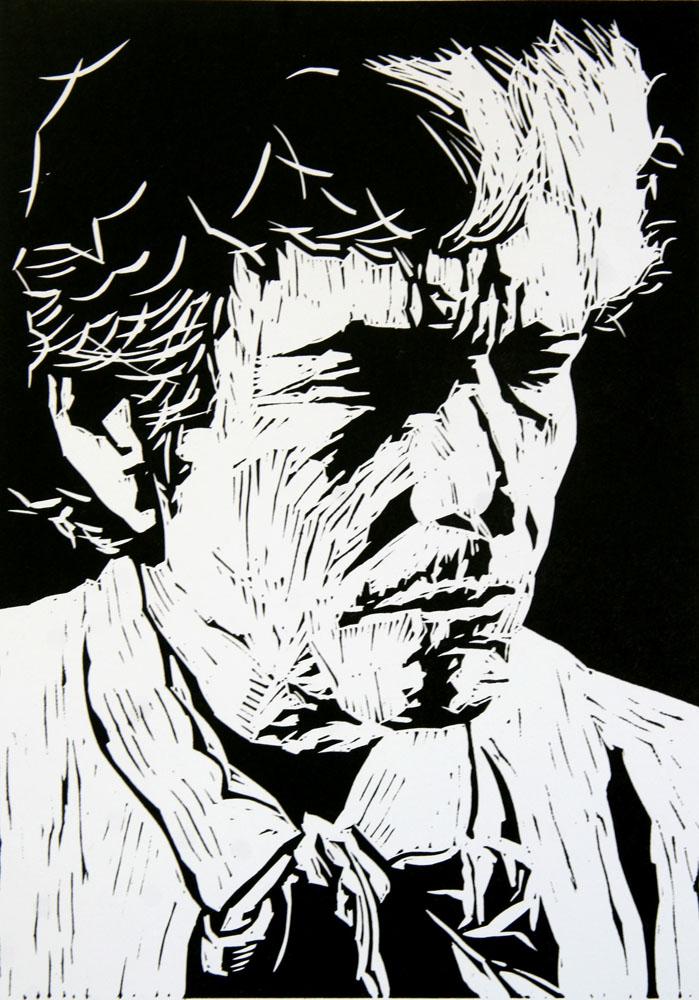 Bob Dylan 5 by brrkovi