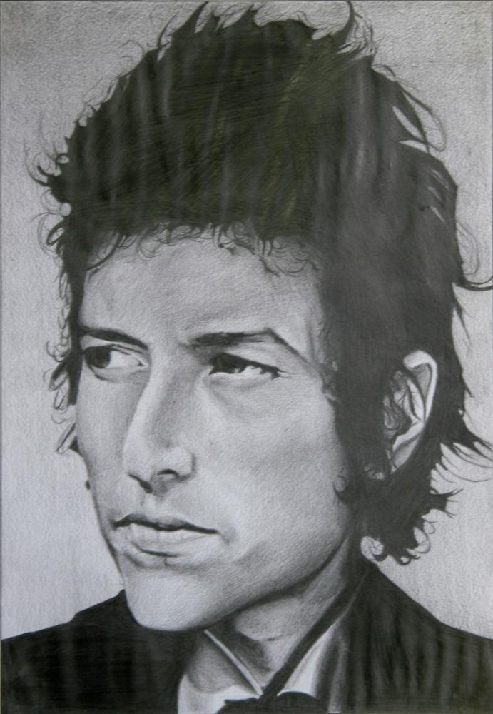 Bob Dylan 7 by brrkovi