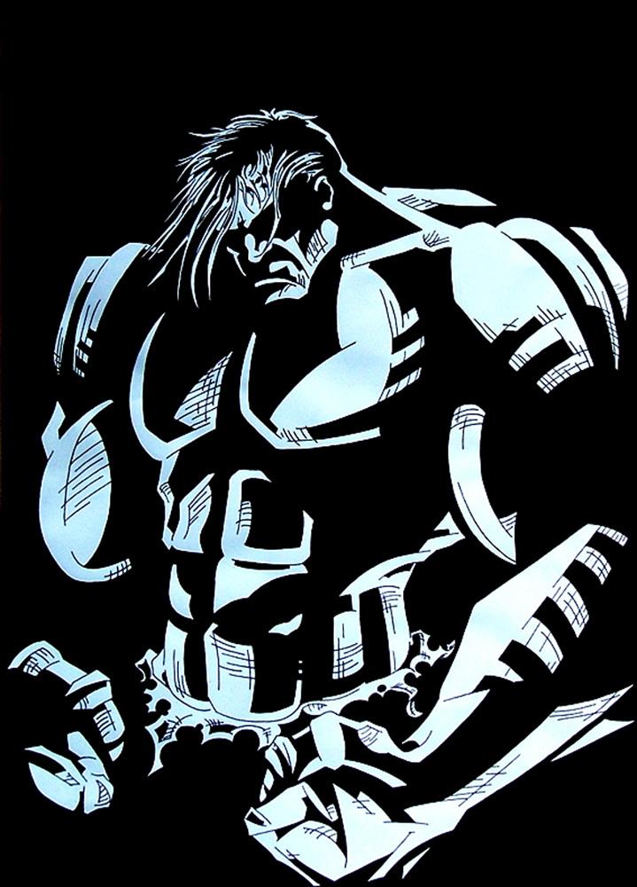 Hulk 2 by brrkovi