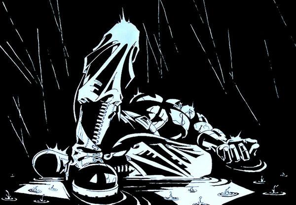 Dead Man by brrkovi