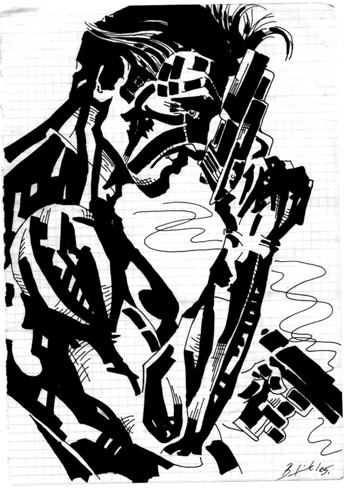 Punisher 4 by brrkovi