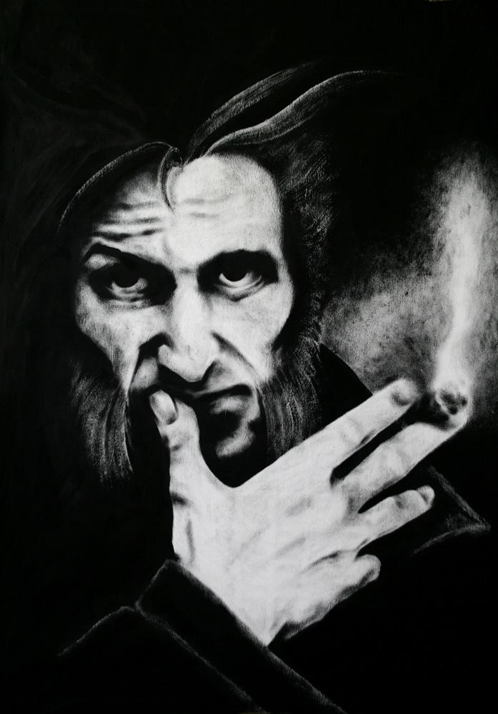 Wolverine 4 by brrkovi