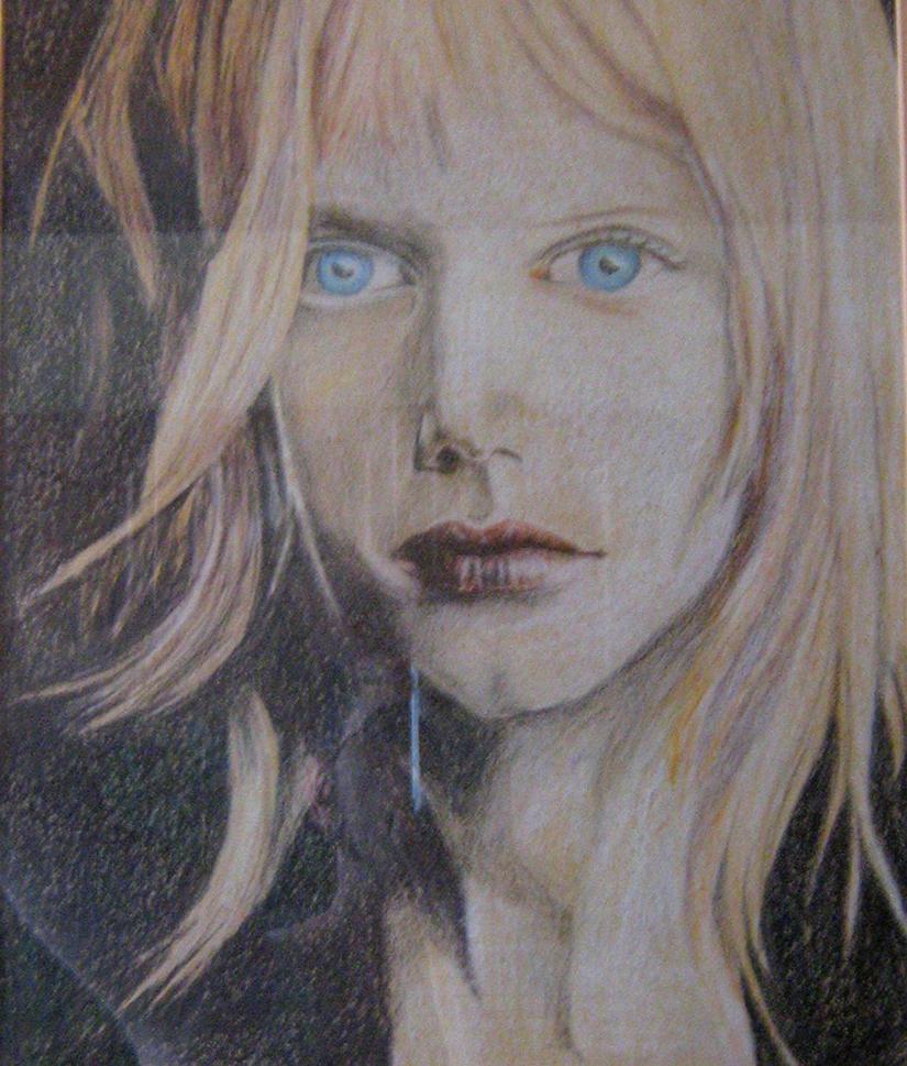 Blue Eyes by brrkovi