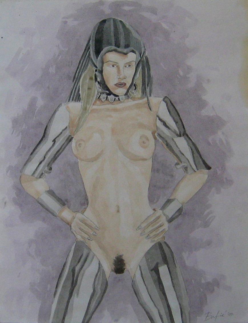 Warrior 2 by brrkovi
