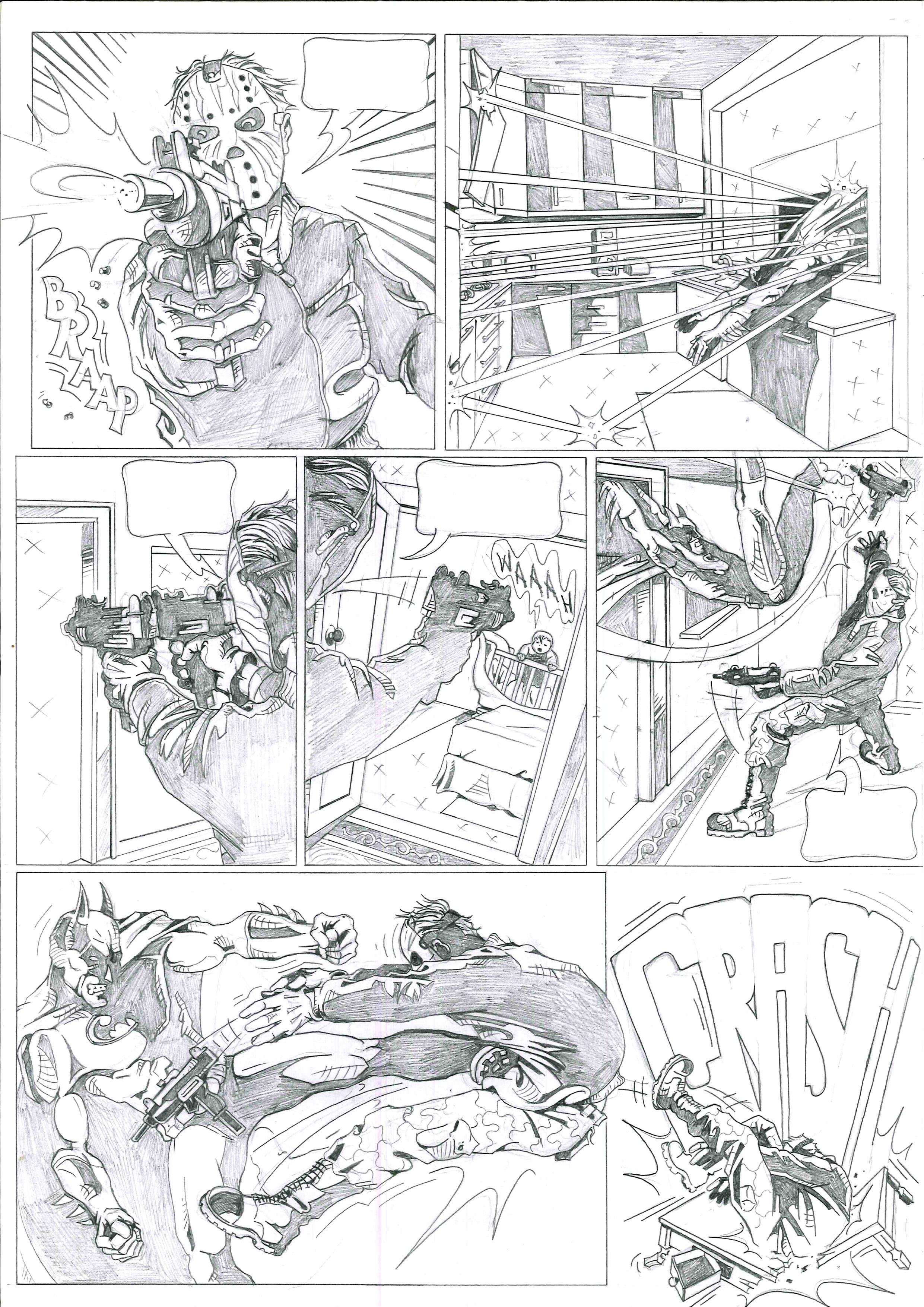 Batman confidential by brrkovi