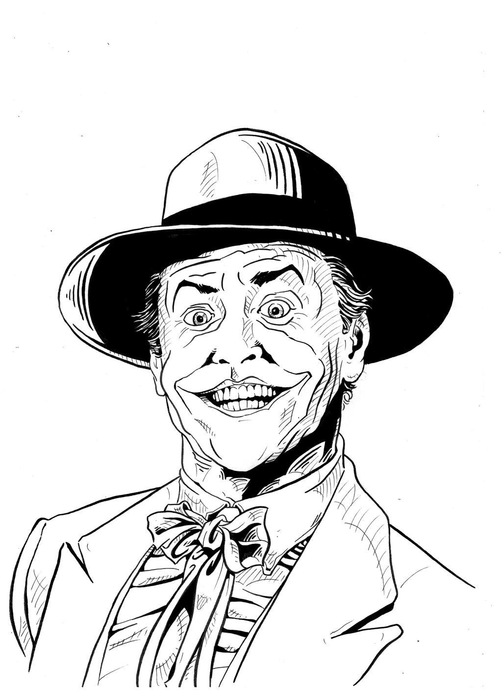 Joker by brrkovi