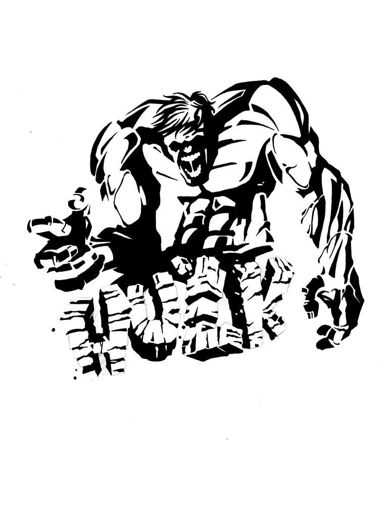 Hulk by brrkovi