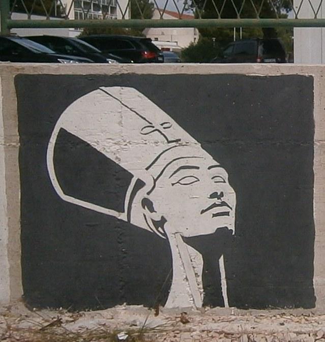 Egypt (Nefertiti) by brrkovi
