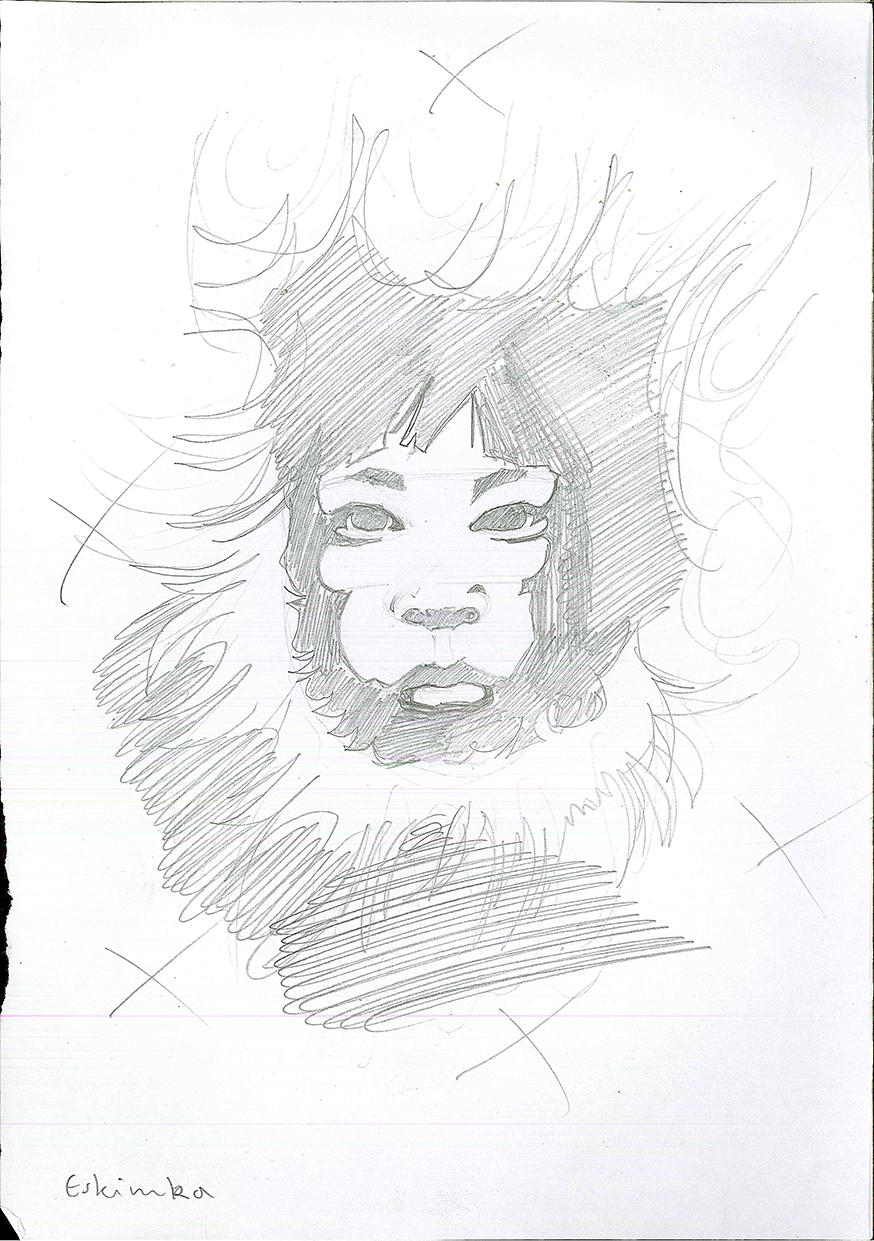 Eskimo by brrkovi