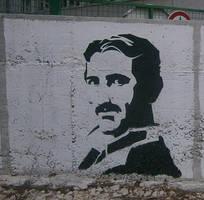 Nikola Tesla by brrkovi