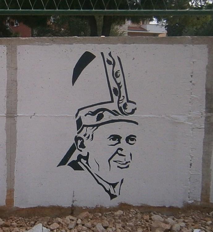 Pope by brrkovi