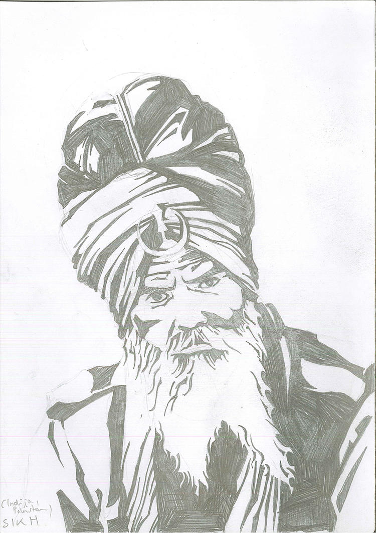 Sikh (India, Pakistan) by brrkovi