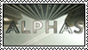 Alphas Stamp by Skittles91k
