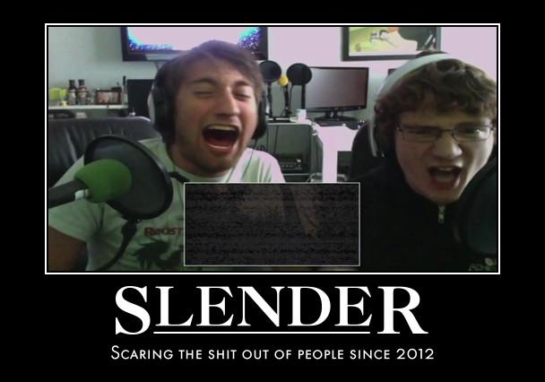 Slender Motivator by Skittles91k