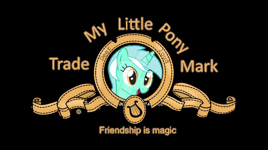 Lyra na logu MGM