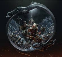 Diablo III Reaper of souls by hdy9108
