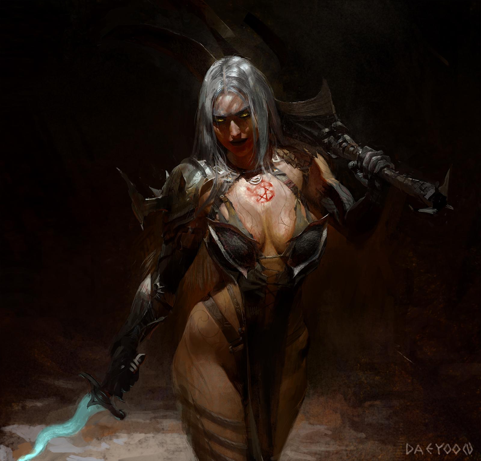 Countess Bathory by hdy9108