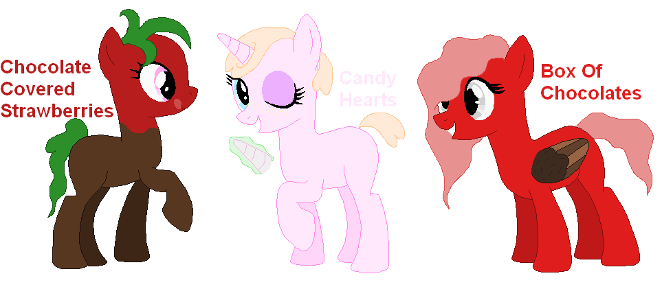 Valentine's Day Themed Adopts Open by lindseysdede