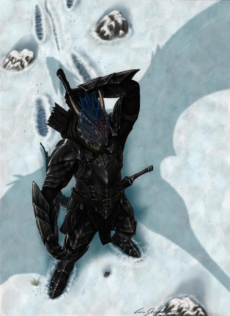 Dragonborn by Ferain