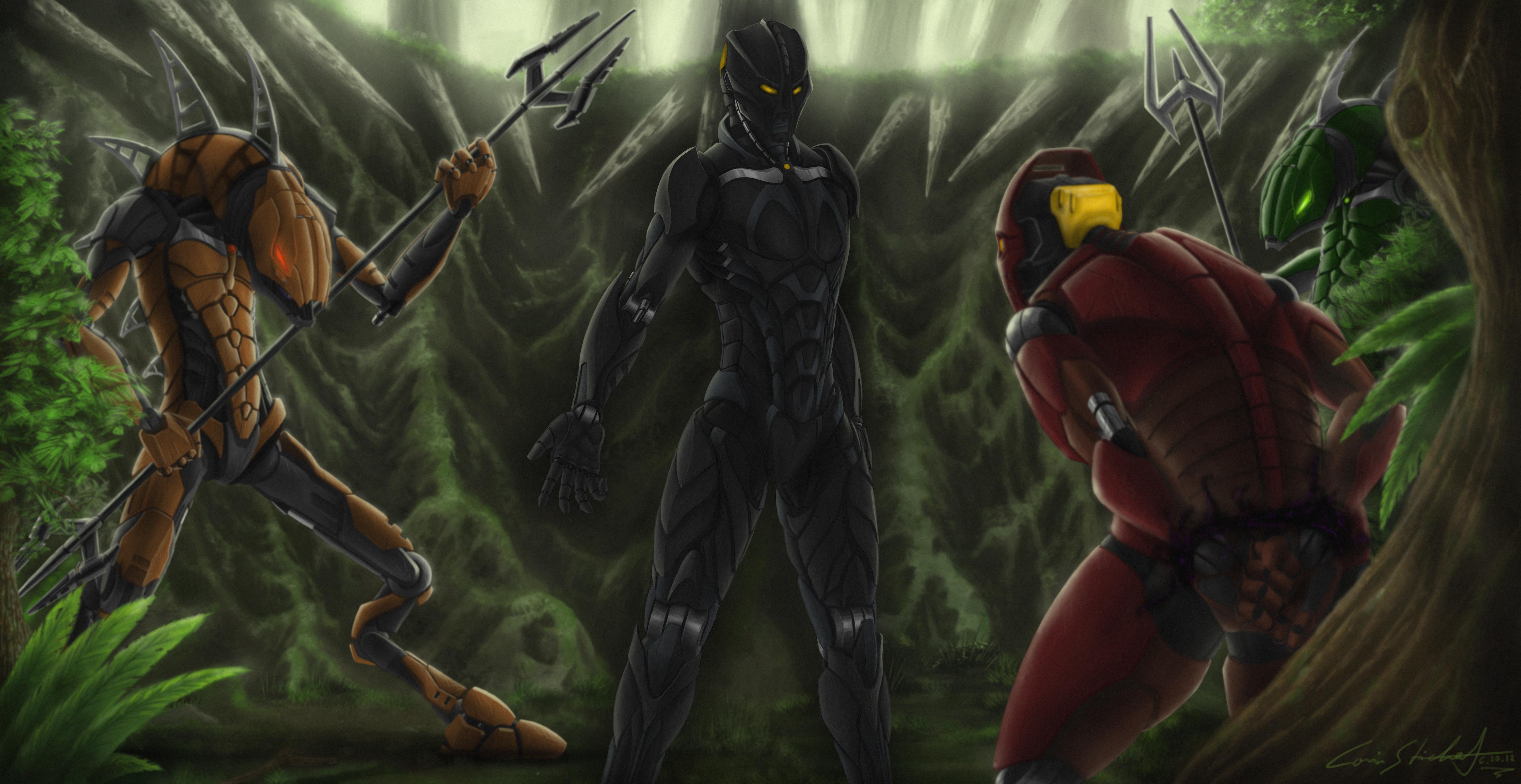 Herald of Shadow by Ferain