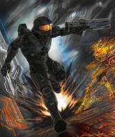 Halo:117 by Ferain