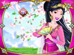 Mulan by unicornsmile