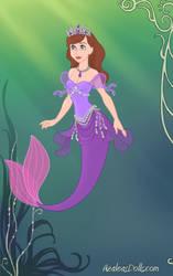 Princess Sofia Mermaid Maker by unicornsmile