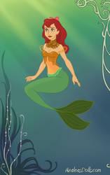 Applebloom mermaid maker by unicornsmile