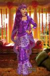 Princess twilight sari-maker