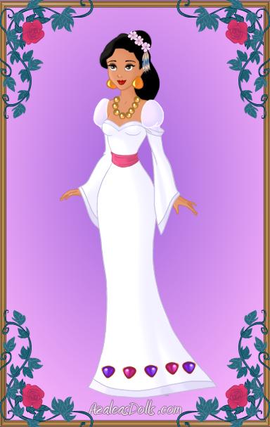 Pocahontas Disney Wedding Dresses – fashion dresses