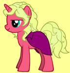 Pony Sarah Sanderson by unicornsmile