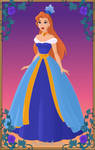 Rainbow Dash's Coronation Dress