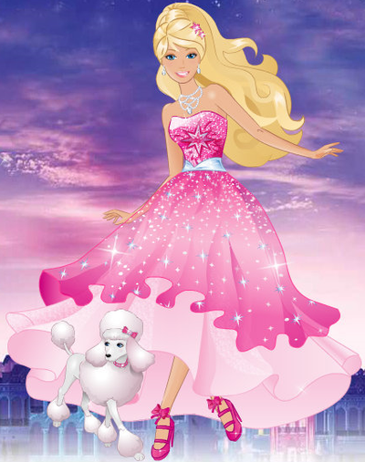 Barbie A Fashion Fairytale Games Free Download
