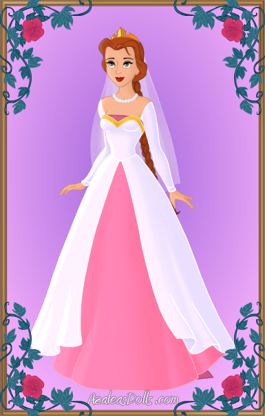 Shrek Princess Fiona Wedding Dress – Mini Bridal