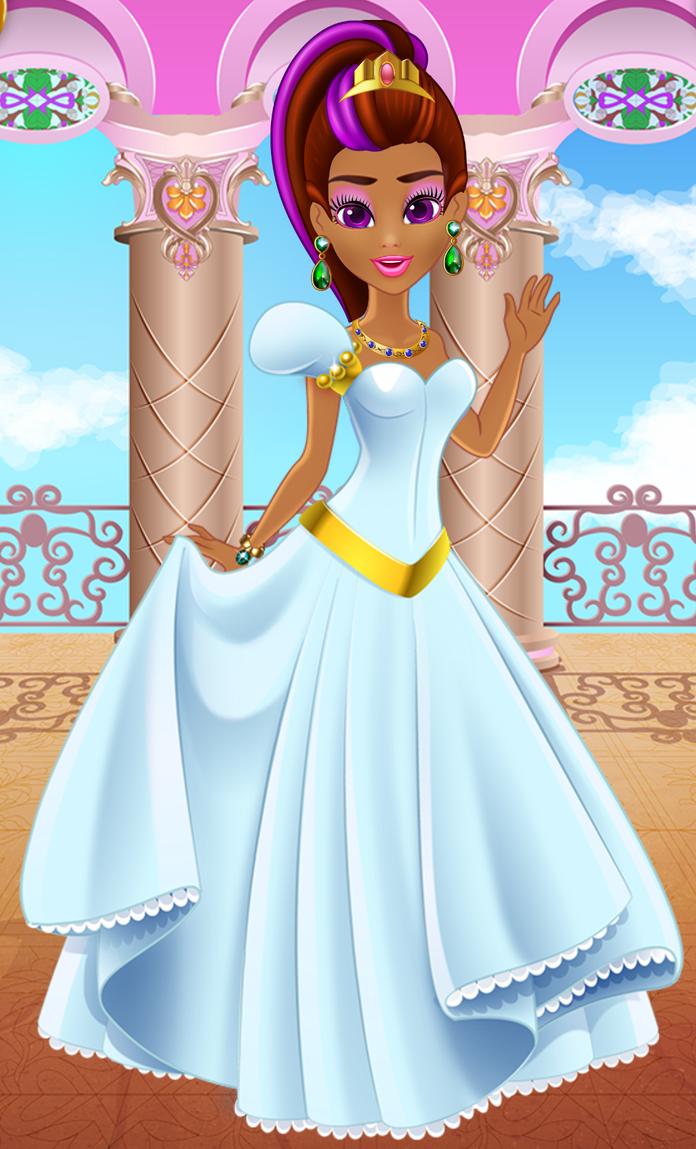 Princess Aida\'s Wedding Dress by unicornsmile on DeviantArt