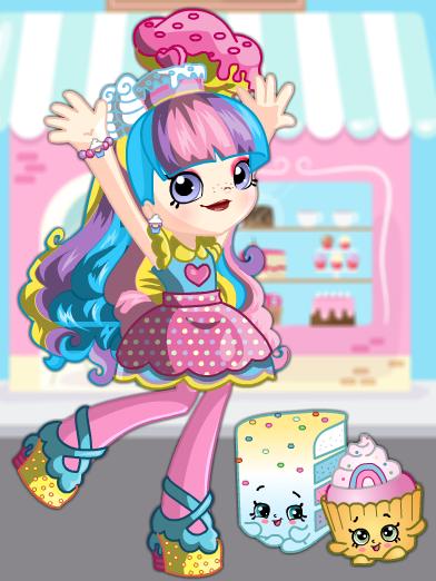 Shopkins Shoppies Rainbow Kate By Unicornsmile On DeviantArt