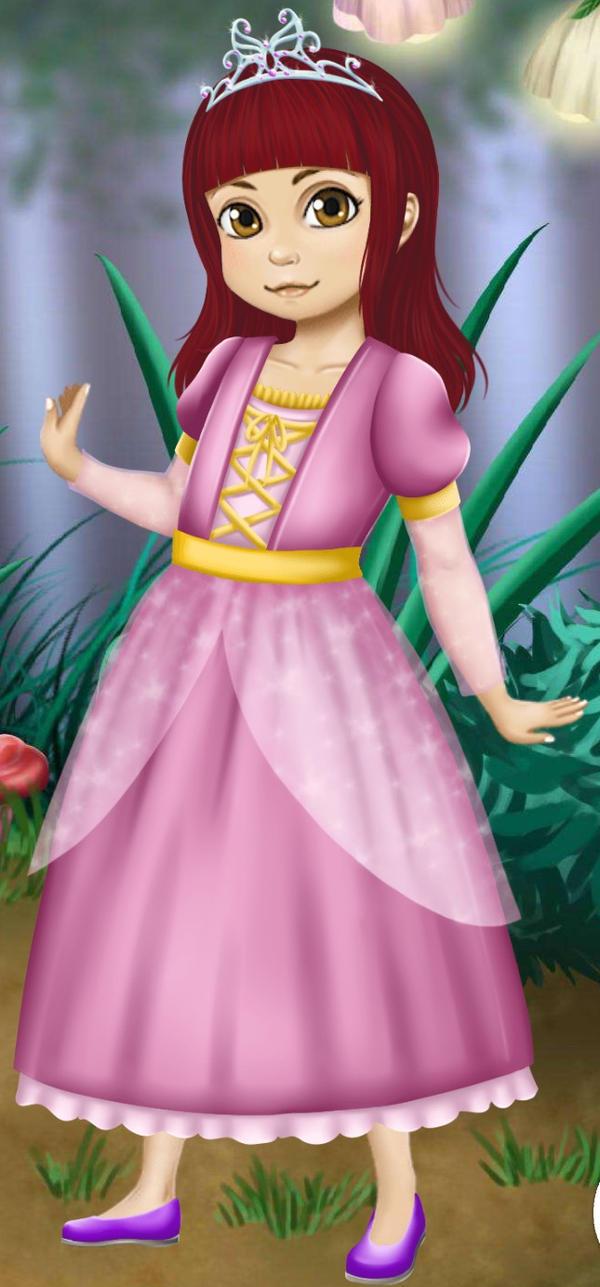 Princess Zoey by unicornsmile