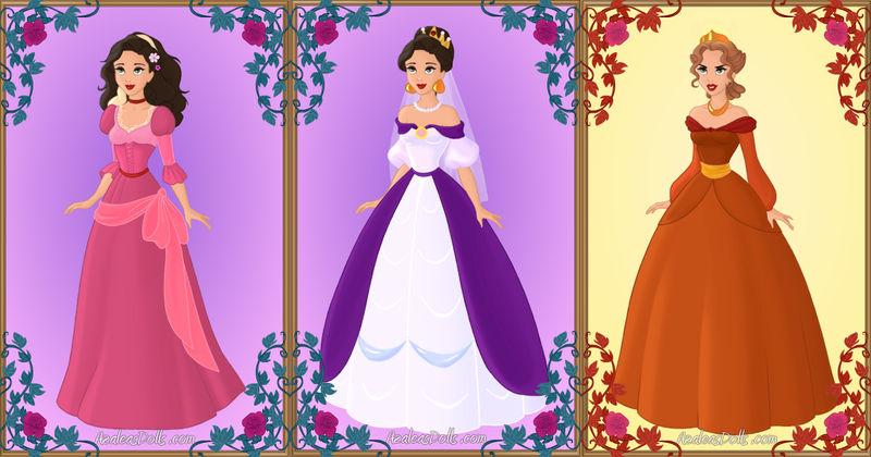 My Snow White Story by unicornsmile on DeviantArt