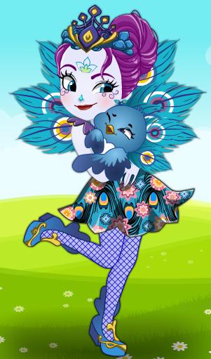 Enchantimals Patter Peacock By Unicornsmile On Deviantart