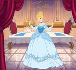 Princess Tea Party Cinderella