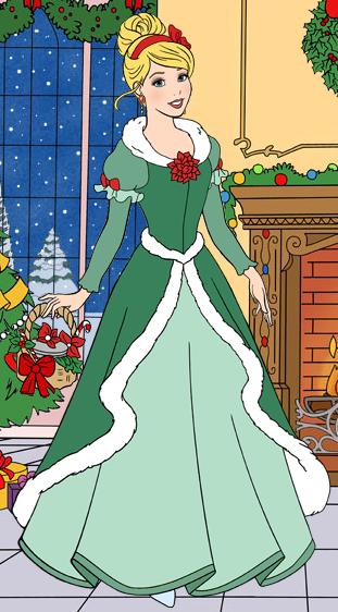Cinderella Christmas.Cinderella S Christmas Ball 3 By Unicornsmile On Deviantart