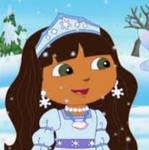 Snow Princess Sabrina