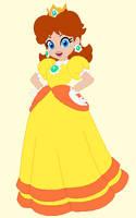 Princess Daisy by unicornsmile